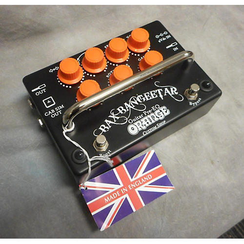 Orange Amplifiers Bax Bangeeter Pre-EQ Effect Pedal-thumbnail
