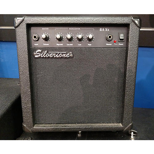 Silvertone Bax5 Guitar Combo Amp