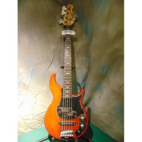 Yamaha Bb1025xcb Electric Bass Guitar caramel burst