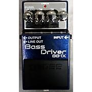 Boss Bb1x Bass Effect Pedal