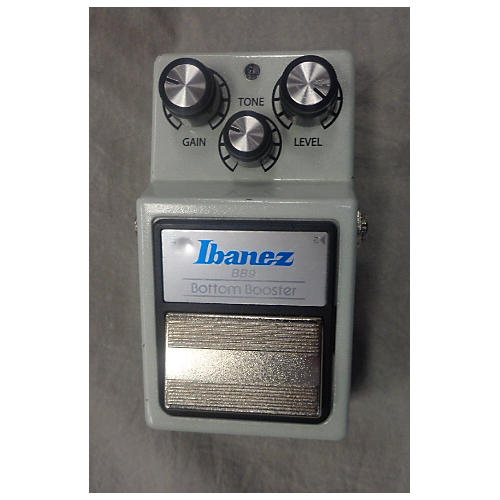 Ibanez Bb9 BOTTOM BOOSTER Effect Pedal