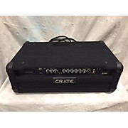 Crate Bbt220h Bass Amp Head