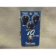 Fulltone Bc108c Effect Pedal