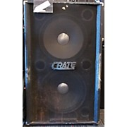Crate Be 215 Bass Cabinet