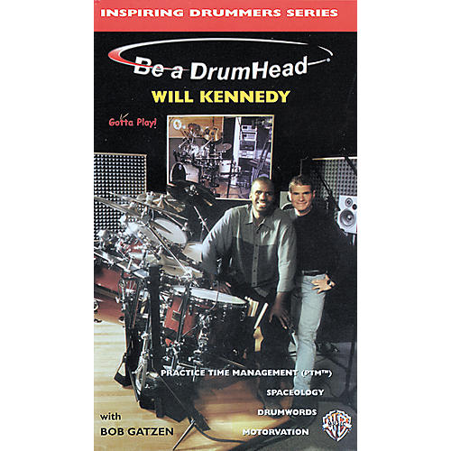 Alfred Be A Drumhead DVD-thumbnail