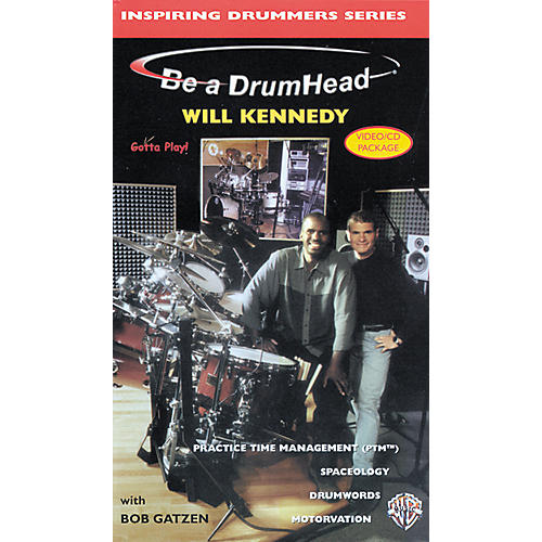 Alfred Be a Drumhead Video