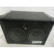 Crate Be210 Bass Cabinet
