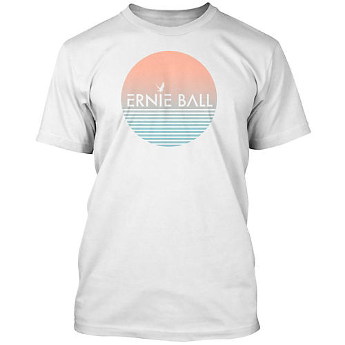 Ernie Ball Beach T-Shirt XXL