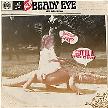 Beady Eye - Different Gear Still Speeding (180G)