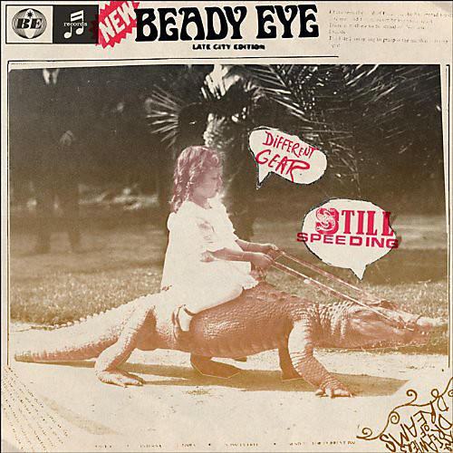 Alliance Beady Eye - Different Gear Still Speeding (180G)