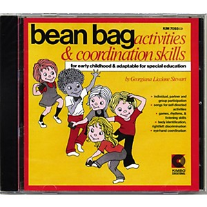 Kimbo Bean Bag Activities by Kimbo