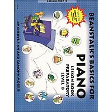 Willis Music Beanstalk's Basics for Piano Lesson Book Preparatory Level B