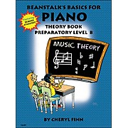 Willis Music Beanstalk's Basics for Piano Theory Book Preparatory Level B by Cheryl Finn