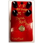 Mad Professor Bearfoot FX Dyna Red Distortion 4 Knob Effect Pedal
