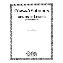 Southern Beasts of Legend (Brass Quintet) Southern Music Series by Edward Solomon