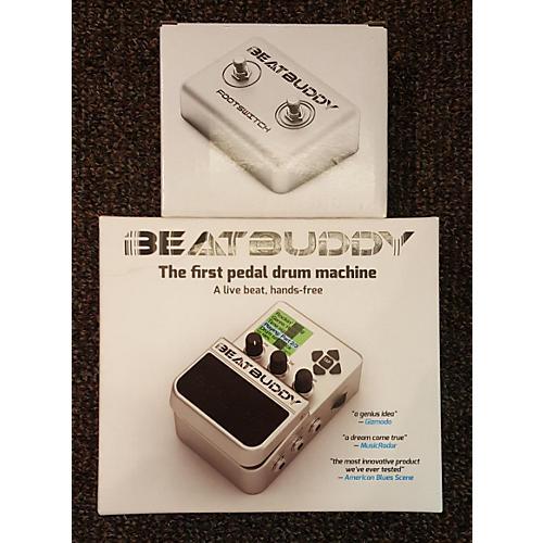 Singular Sound Beat Buddy W. Beat Buddy Footswitch Tuner Pedal