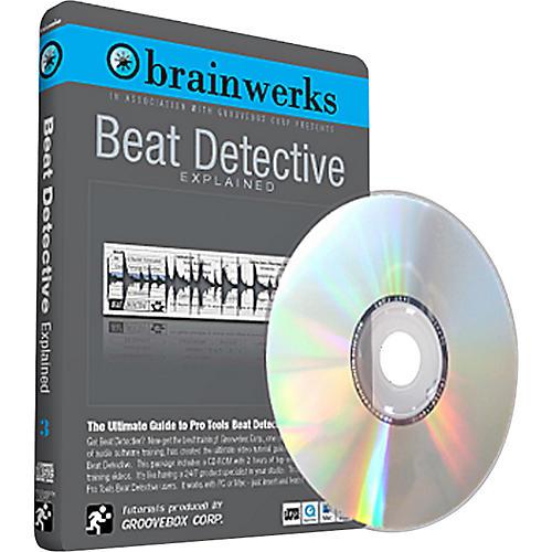 Brainwerks Beat Detective Explained