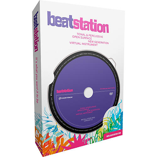 Toontrack Beat Station Software Download
