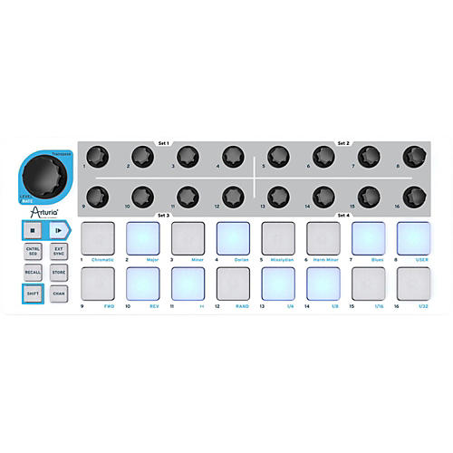 Arturia BeatStep Controller & Sequencer   UsedGrade1-thumbnail