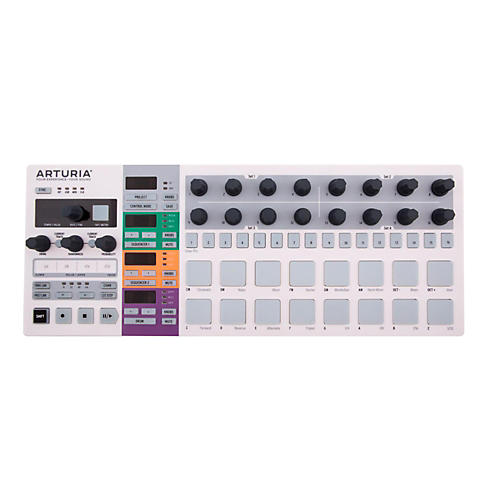 Arturia BeatStep Pro Controller & Sequencer w/ Cables-thumbnail