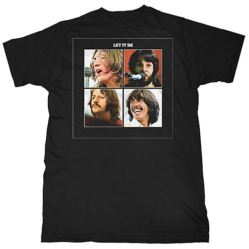 Fea Merchandising Beatles - Let It Be T-Shirt-thumbnail