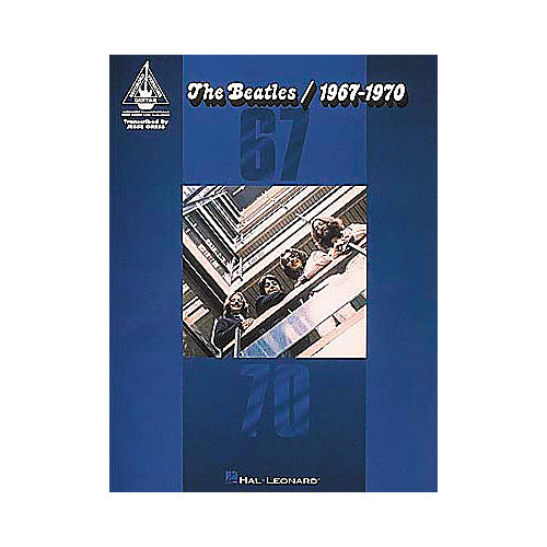 Hal Leonard Beatles 1967-1970 Book-thumbnail