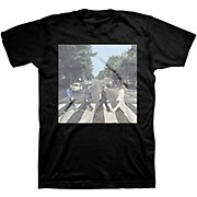 Bravado Beatles Abbey Road Mens T-Shirt