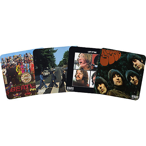 Gear One Beatles Coasters