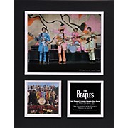 "Mounted Memories Beatles ""Sgt. Pepper"" 11x14 Matted Photo"