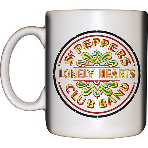 C&D Visionary Beatles Sgt. Peppers Drum Mug