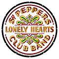 C&D Visionary Beatles Sgt. Peppers Sticker  Thumbnail