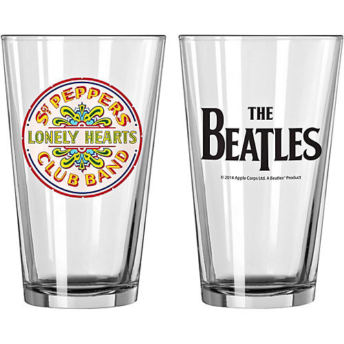 Boelter Brands Beatles Stg. Pepper - Collectible Pint OS