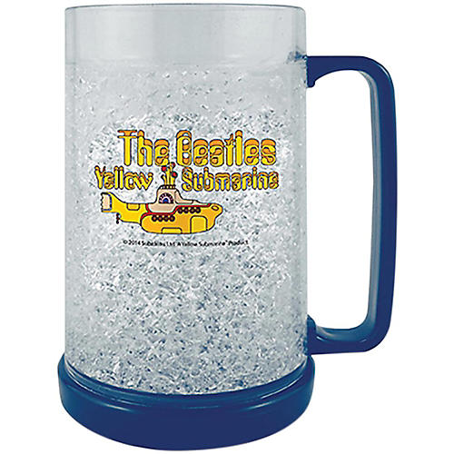 Boelter Brands Beatles Yellow Submarine Freezer Mug