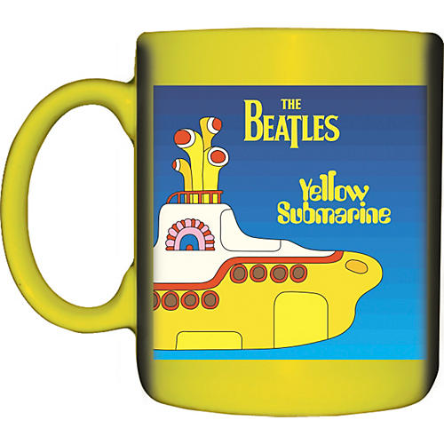 C&D Visionary Beatles Yellow Submarine Mug