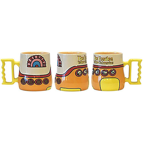 Boelter Brands Beatles Yellow Submarine Scuplted Mug