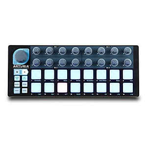 Arturia Beatstep Controller and Sequencer - Black Edition by Arturia