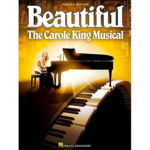 Hal Leonard Beautiful - The Carole King Musical Vocal Selections-thumbnail