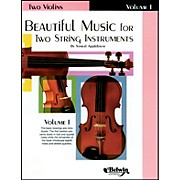 Alfred Beautiful Music for Two String Instruments, Book I