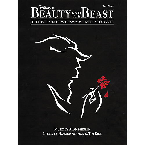 Hal Leonard Beauty & The Beast The Broadway Musical For Easy Piano-thumbnail