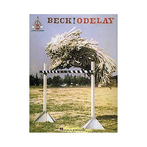 Hal Leonard Beck Odelay Guitar Tab Songbook-thumbnail