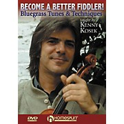 Homespun Become a Better Fiddler - Bluegrass Tunes and Techniques (DVD)