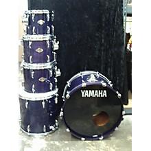 Yamaha Beech Custom Drum Kit