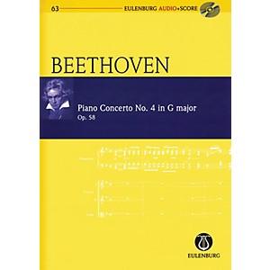 Eulenburg Beethoven - Piano Concerto No. 4, Op. 58 in G Major Study Score S... by Eulenburg