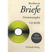G. Henle Verlag Beethoven Correspondence - Volumes 1-7 CD-ROM (Edition CD-ROM) Henle Books Series Hardcover