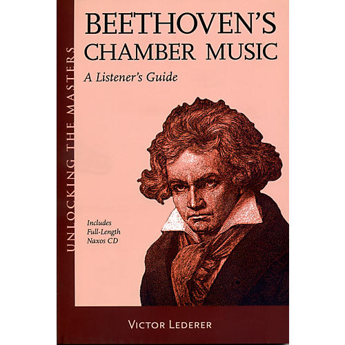 Hal Leonard Beethoven's Chamber Music - Unlocking The Masters Series Book/CD-thumbnail