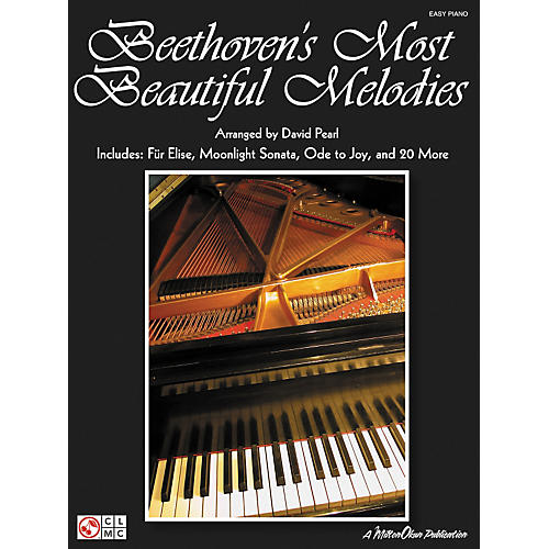 Cherry Lane Beethoven's Most Beautiful Melodies For Easy Piano-thumbnail