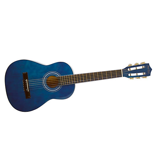 Main Street Beginner 1/2-Scale Acoustic Guitar with Accessory Pack