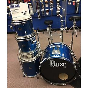 used pulse beginner drum kit guitar center. Black Bedroom Furniture Sets. Home Design Ideas