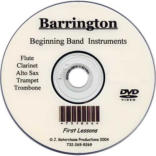 Barrington Beginner Trumpet DVD-thumbnail