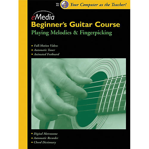Emedia Beginner's Guitar Course, Vol. 3 (CD-ROM)